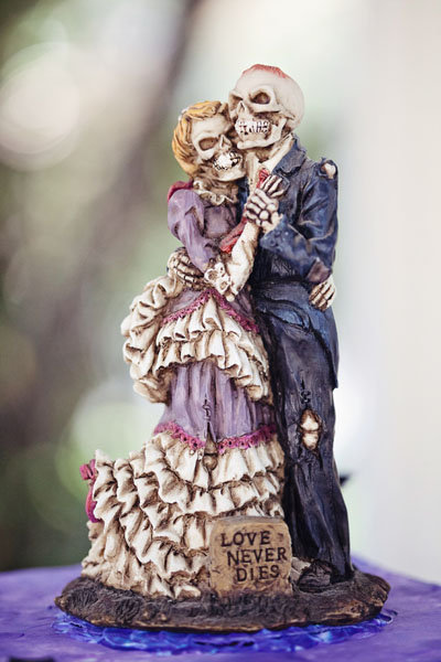 Our Favorite Ideas from Real Halloween Weddings BridalGuide