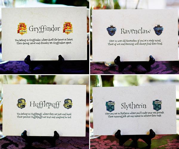 Harry Potter Invites is luxury invitation design