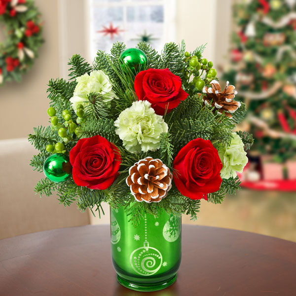 1800 flowers joyful lights bouquet