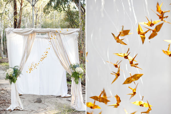 hunger games theme wedding