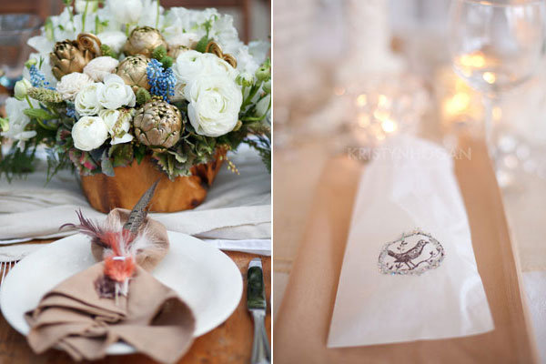 hunger games book themed weddings faviana