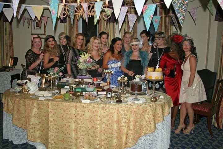 First Look: Kelly Clarkson's Bachelorette Tea Party