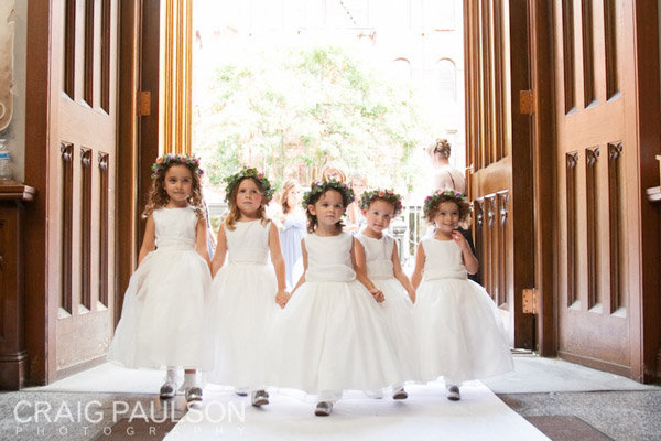 10 Ways To Make Your Wedding More Kid-Friendly