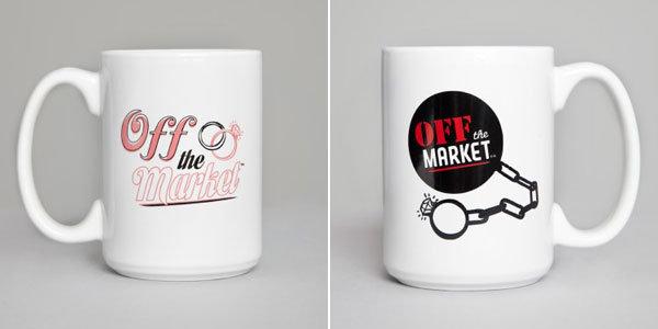 Kleinfeld Off The Market Mugs