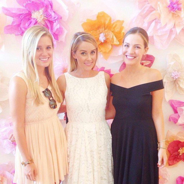 Best Inside Lauren Conrad's Bridal Shower