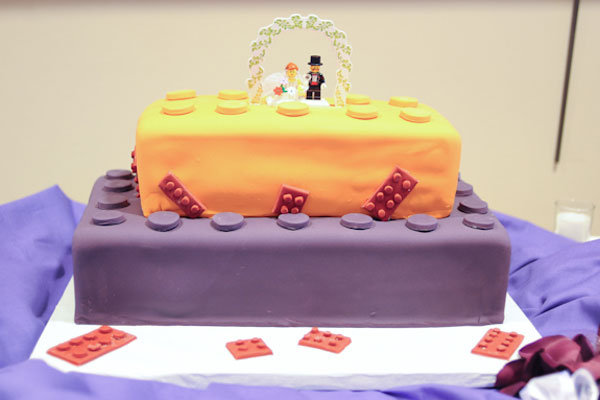 Lego Themed Wedding Ideas Bridalguide