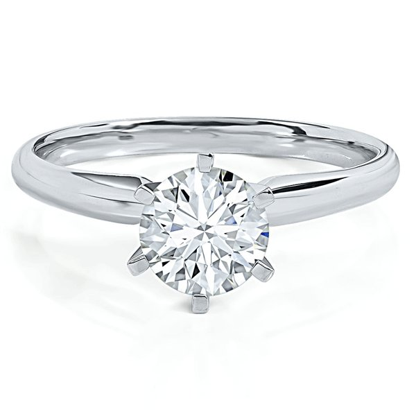 one carat engagement ring - Wedding Rings Under 500