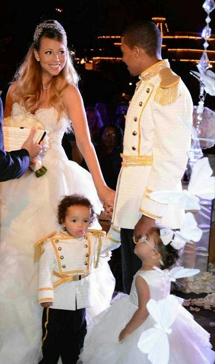 mariah carey nick cannon vow renewal