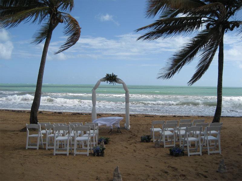 Puerto Rico Beach Wedding Permit