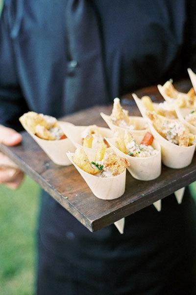 Simple Wedding Cocktail Hour Food