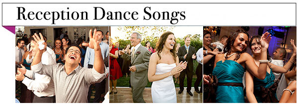 worst wedding songs