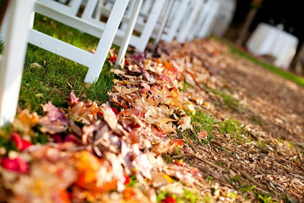 fall wedding decorations nature inspired ideas for fall weddings bridalguide 4027