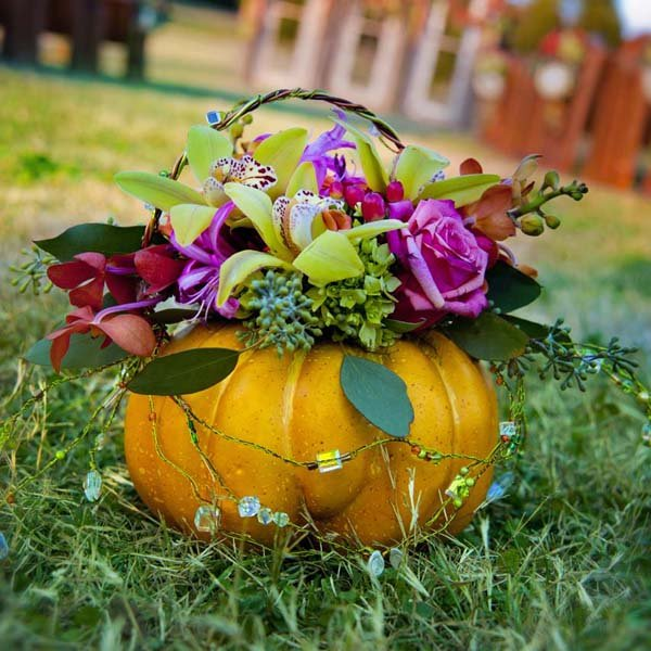 Fall Wedding Decoration Ideas On A Budget: Nature-Inspired Ideas For Fall Weddings