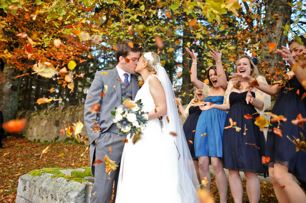 Nature inspired ideas for fall weddings bridalguide nature inspired ideas for fall weddings junglespirit Gallery