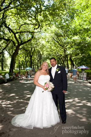 new york city wedding