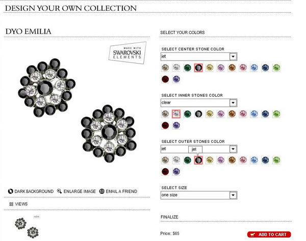 Design Your Own Wedding Jewelry BridalGuide