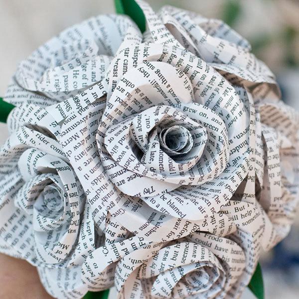 Wedding Bouquet Ideas Non Flower : Non floral bouquets for winter weddings bridalguide