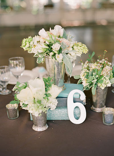 mint wedding inspiration