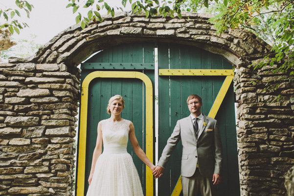 A Wonderful Wizard of Oz Wedding | BridalGuide