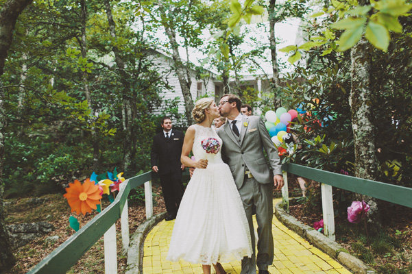 A Wonderful Wizard Of Oz Wedding