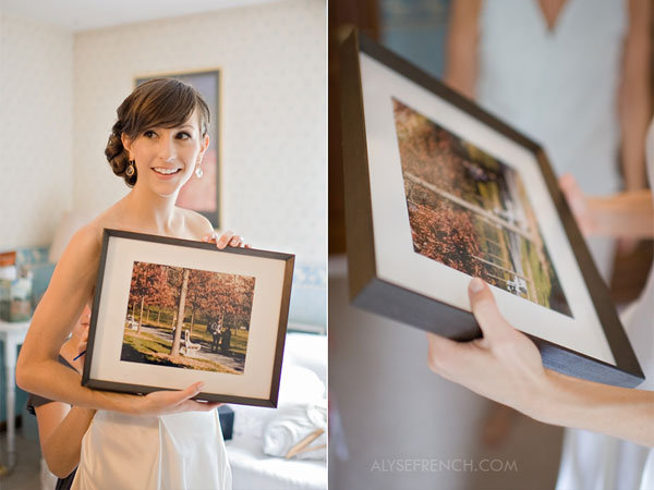 Surprise Gift For Groom On Wedding Day: Surprise Wedding Gift: A Photo From The Proposal