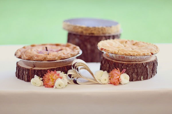 Person Wedding Pie On Every Table Your Guests Can Serve Themselves Instead Of Waiting Around To Be Served Individually From A Four Tiered Confection