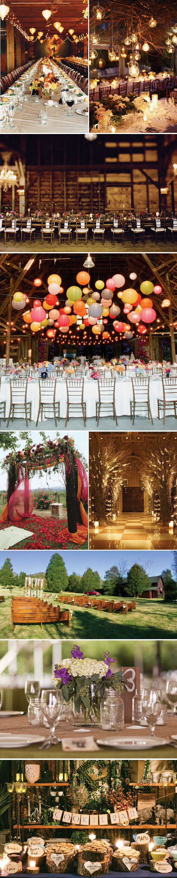 Wedding Trends - Wedding Style Inspiration Boards | Wedding