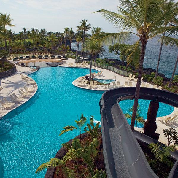 Photo Courtesy Of Sheraton Keauhou Bay Resort And Spa