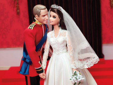 prince william kate middleton dolls