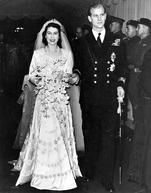 queen elizabeth ii and prince philip wedding
