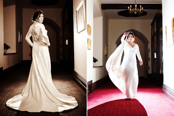 Couple Throws Twilight Themed Weddingand Become Cullens Bridalguide