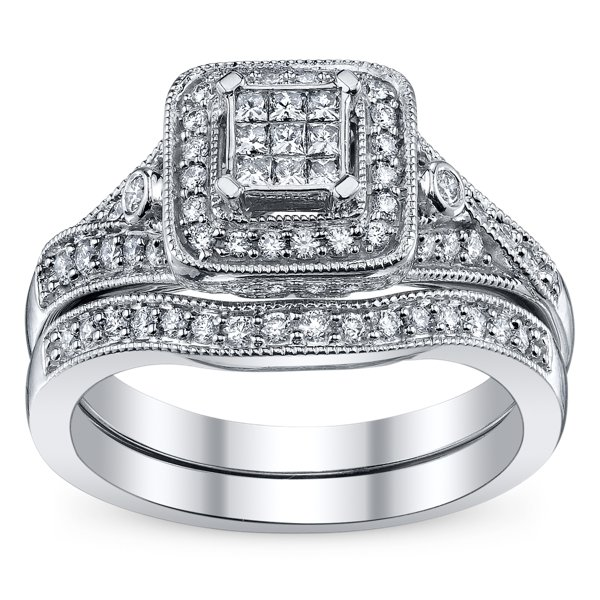 robbins brothers princess engagement ring