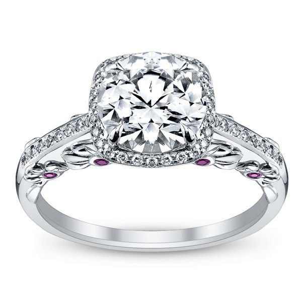 robbins brothers very merry engagement ring