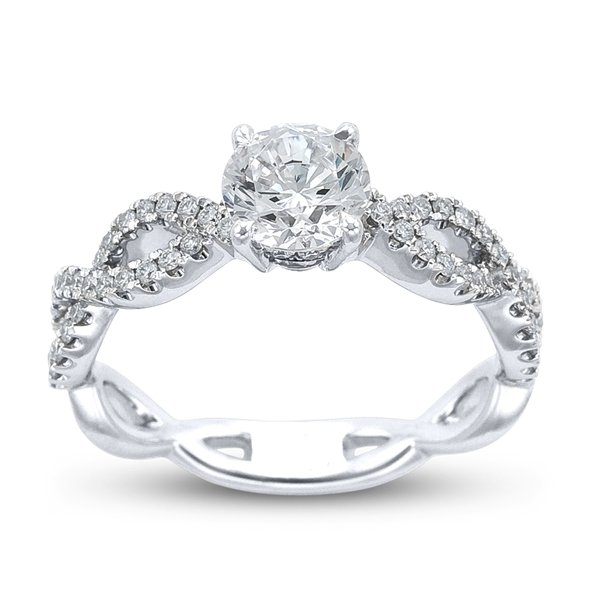 robbins brothers winter wonderland engagement ring