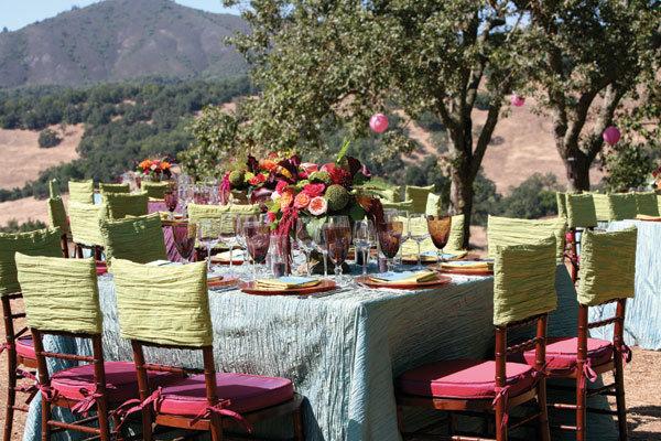 fall wedding reception Photo Credit Alisha Brook Photography
