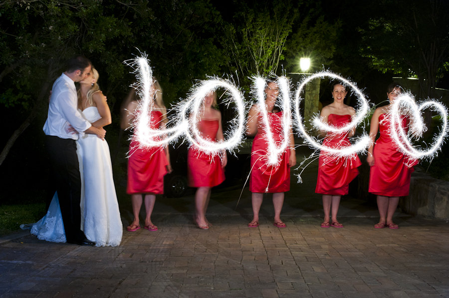 Wedding Photography Sparklers: Sparkling Ideas For Your Wedding