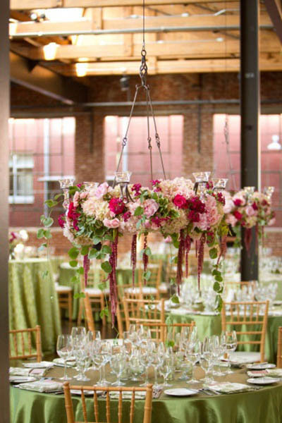 Trends for spring weddings bridalguide