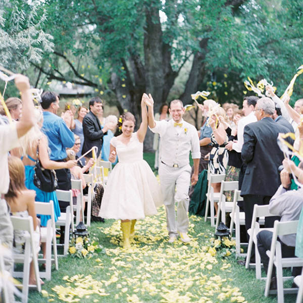 Wedding Ideas Spring: 10 Trends For Spring Weddings