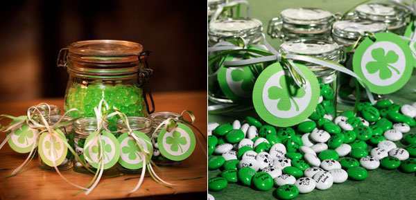 Get St Patrick's Day Wedding Favors Pictures