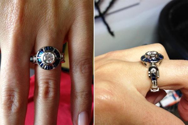 star wars r2d2 engagement ring - R2d2 Wedding Ring