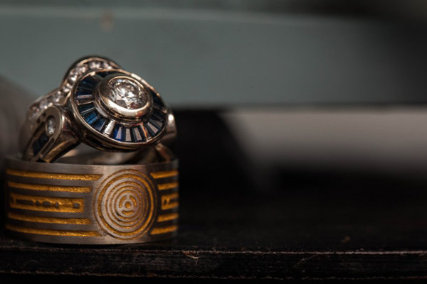 The Perfect Match for a Star Wars Engagement Ring BridalGuide