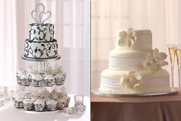 bashas wedding cakes trend we supermarket wedding cakes bridalguide 11096