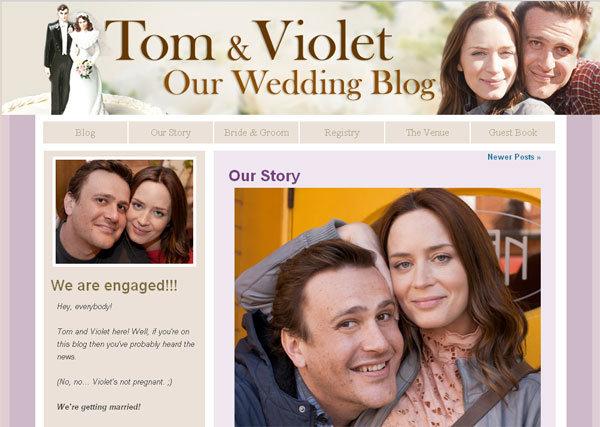 THE FIVE-YEAR ENGAGEMENT Five Year Engagement Ring