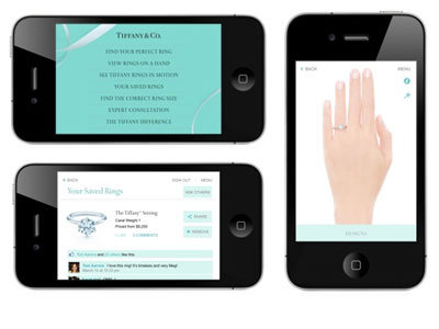 Tiffanys Ring Finder