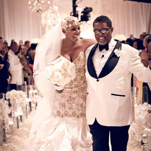 nene and gregg leakes wedding