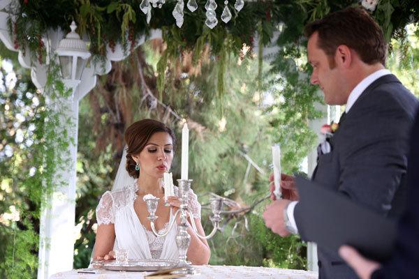 wedding ceremony candles