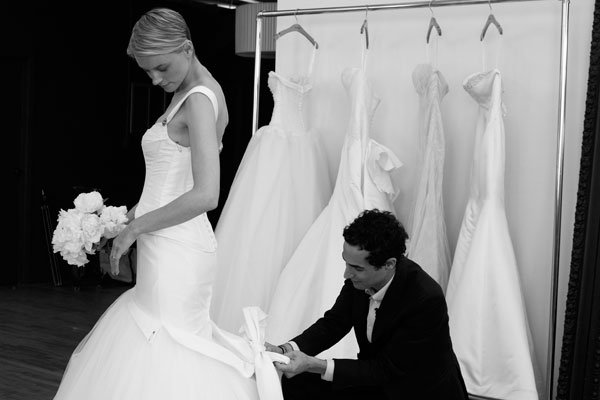 David S Bridal Wedding Gowns: Zac Posen's New Collection For David's Bridal Hits Stores