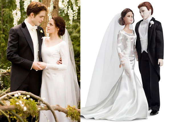 bella swan barbie edward cullen barbie