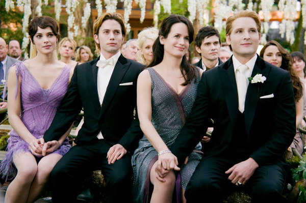 twilight breaking dawn weddding