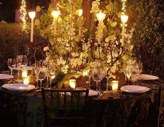 Inside The Twilight Breaking Dawn Wedding Bridalguide